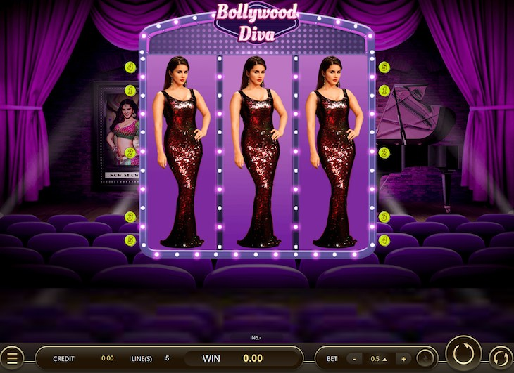 JeetWin Bollywood Diva Slot