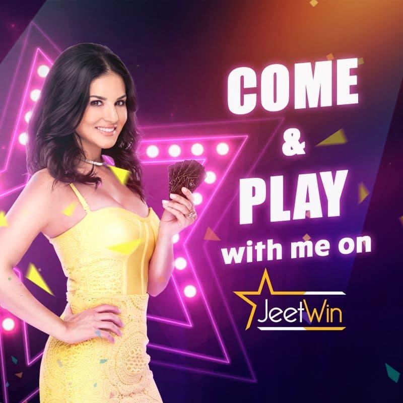 JeetWin Casino Sunny Leone