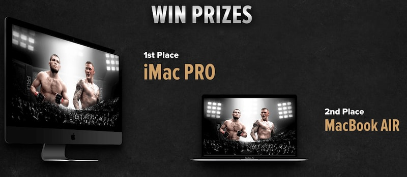 Partake in 1xBet Competition to Win an iMac