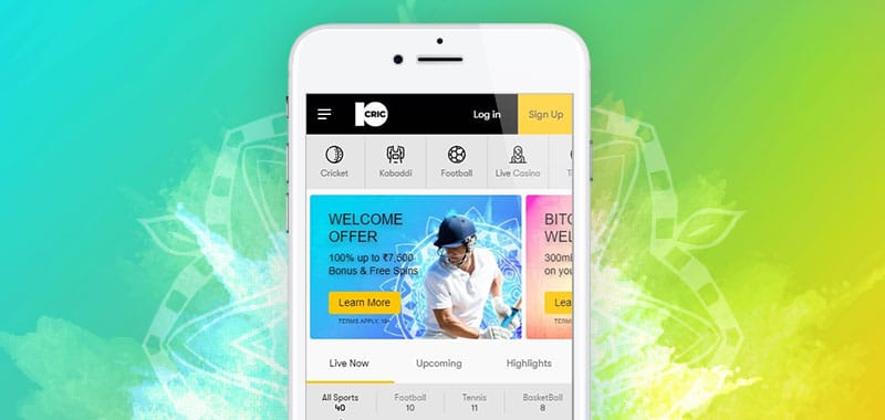 Cricket Betting App