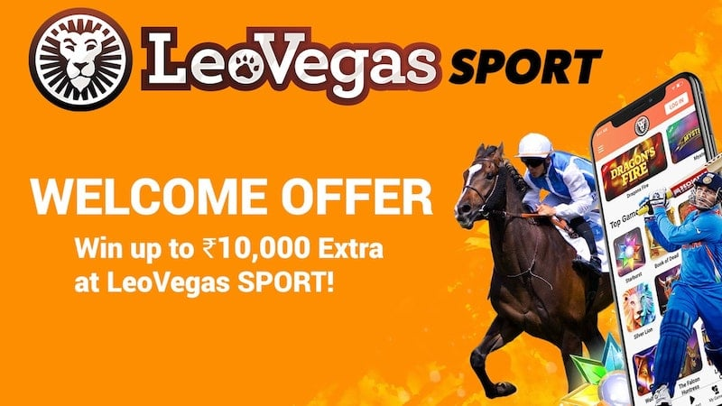 LeoVegas Sports Welcome Bonus