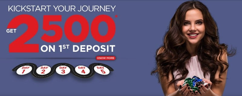 Adda52 1st Deposit Bonus