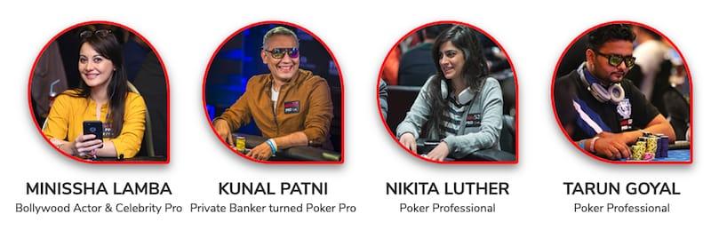 Adda52 Poker Pros