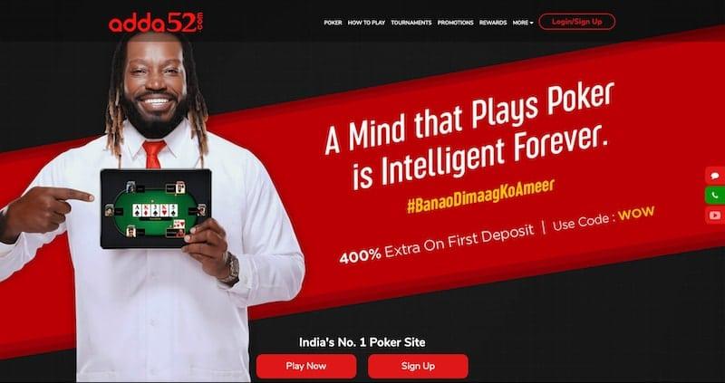 Adda52 Poker Review
