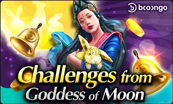 Challenges from Goddess of Moon by Jeetwin