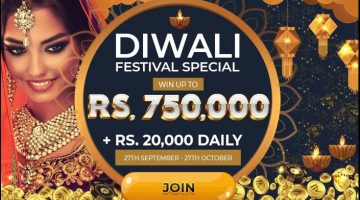 Join ShowLion's Biggest Casino Tournament – Diwali Festival Special