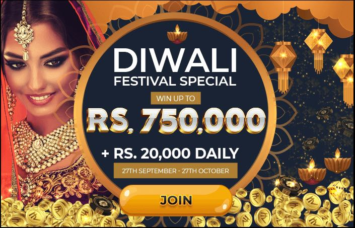 Join ShowLion's Diwali Festival Special