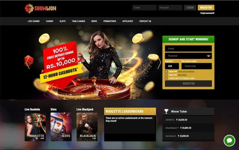 ShowLion Casino Review