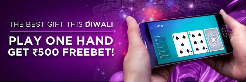 Get ₹500 Freebet At Bodog