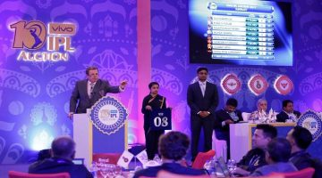 Vivo IPL Auction 2019