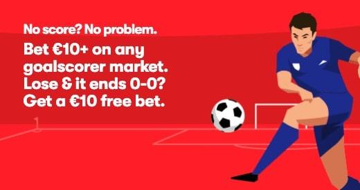 10Bet 10€ Free Bet