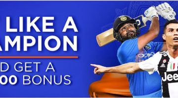 Bet on India vs Bangladesh on Bodog