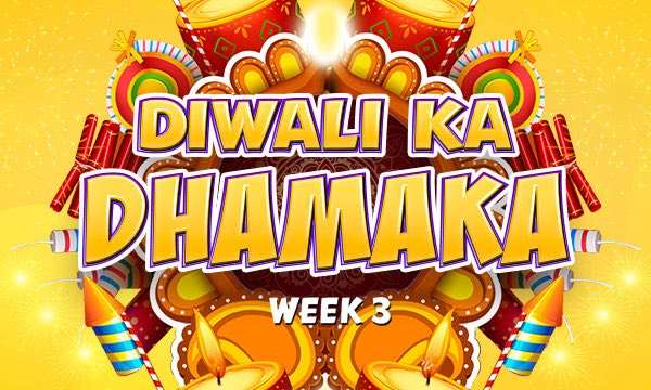 Jeetwin's Diwali Ka Dhamaka Tournament