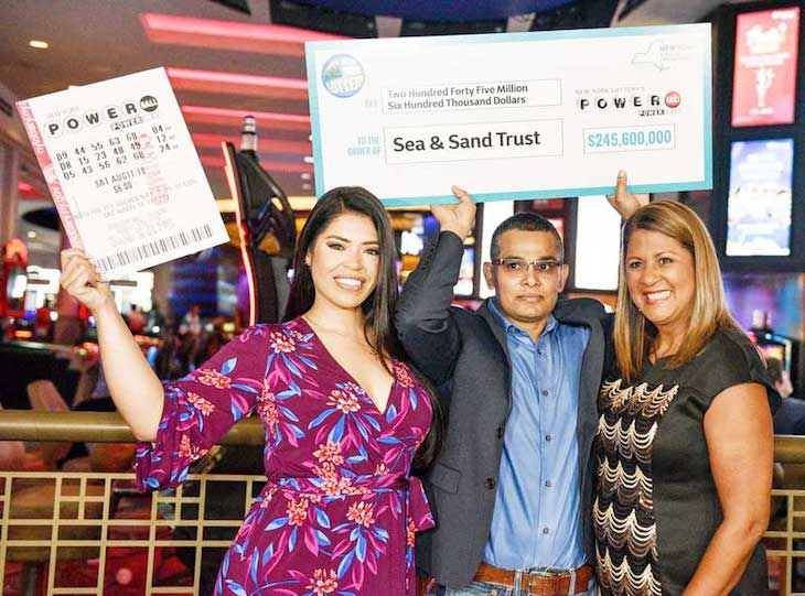 Indian American winner Nandlall Mangal won the $245.6 million on Powerball