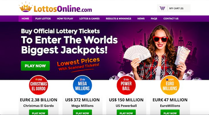 LottosOnline Review