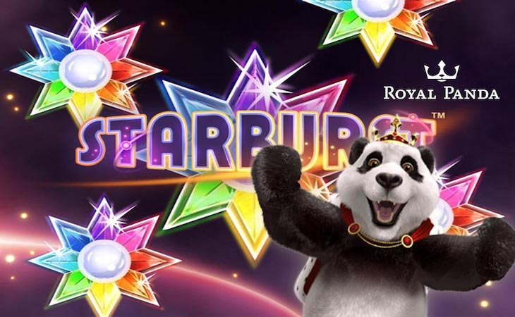 Get 10 No Deposit Free Spins on Starburst