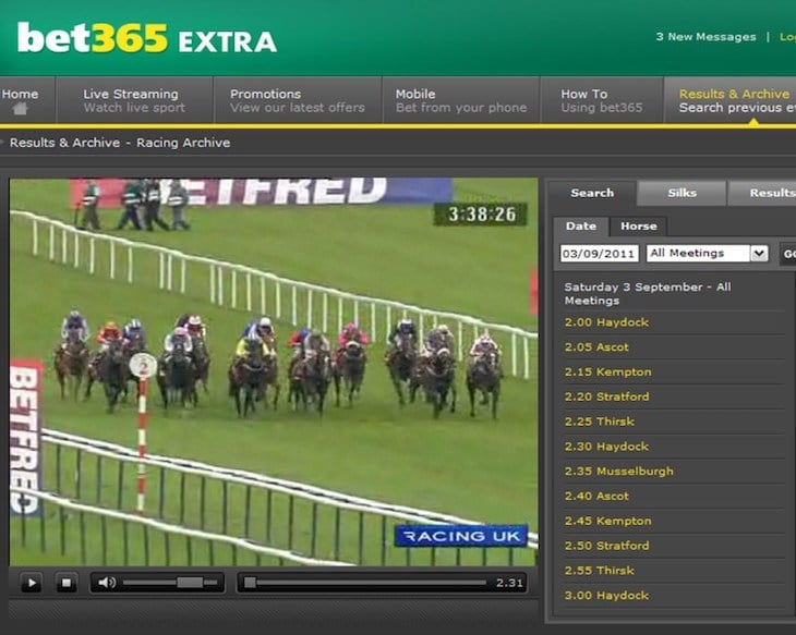 How to Live Stream Horse Racing Betting in India