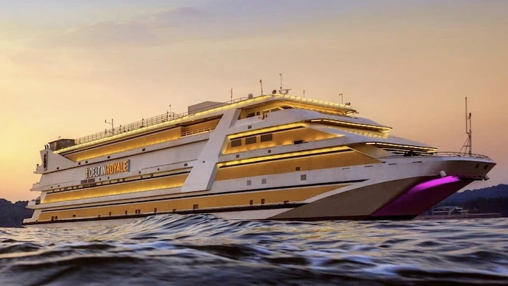 Coronavirus Hits Goa Casinos