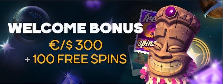 Golden Star Casino Welcome Bonus