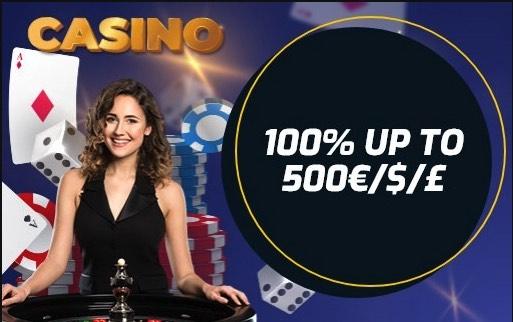 Campeonbet Live Casino Bonus