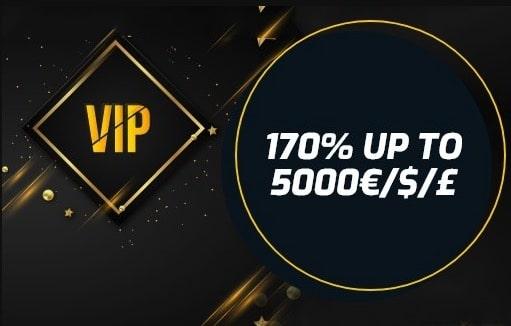 Campeonbet VIP Bonus