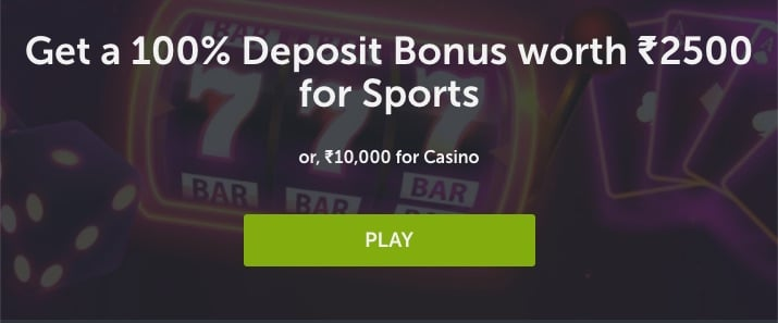 Casumo Sports Welcome Bonus