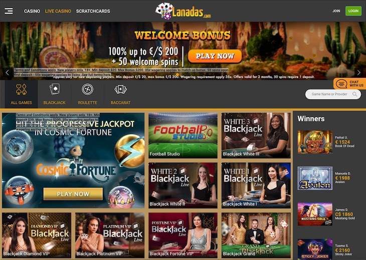 Lanadas Casino Review
