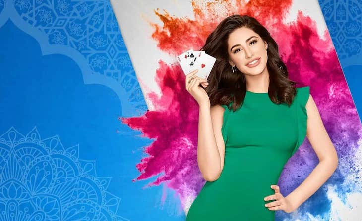 Play Andar Bahar with Nargis Fakhri at Betway - Onlinecasinoguide.in