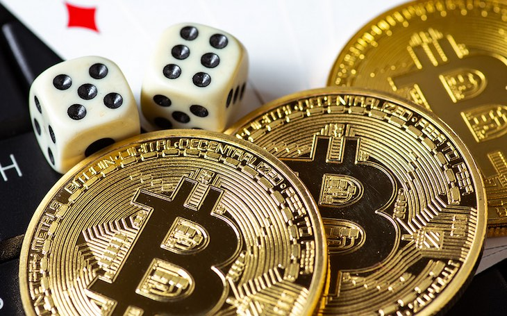 Bitcoin Casinos India