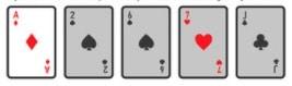 High cards