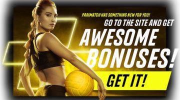 Parimatch 25% deposit bonus