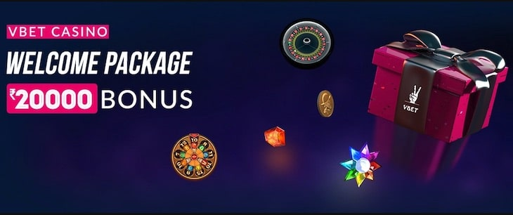 VBET Casino Welcome Bonus