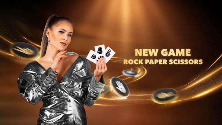 Rock Paper Scissor Bet Games TV