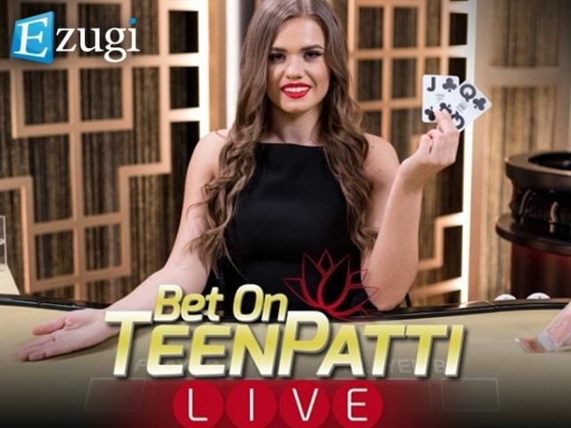 Bet on Teen Patti Ezugi
