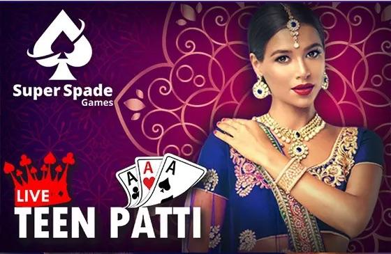 Teen Patti by Super Spade Games