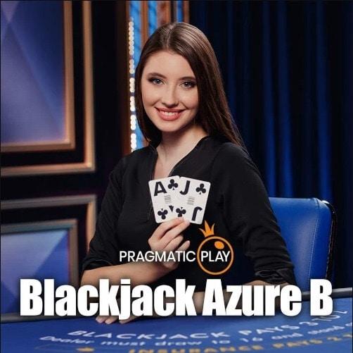 Blackjack Azure